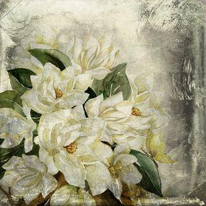 Magnolia Bouquet – Vintage - Mohlala Design