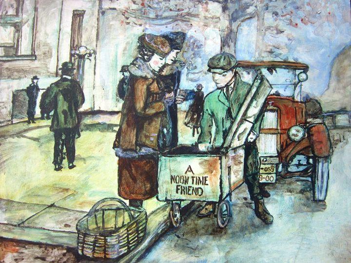 Original Food truck - Amandita Studios