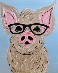 Harry the pig