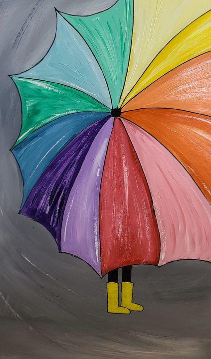 Rainy Day's - Trennabells Treasures