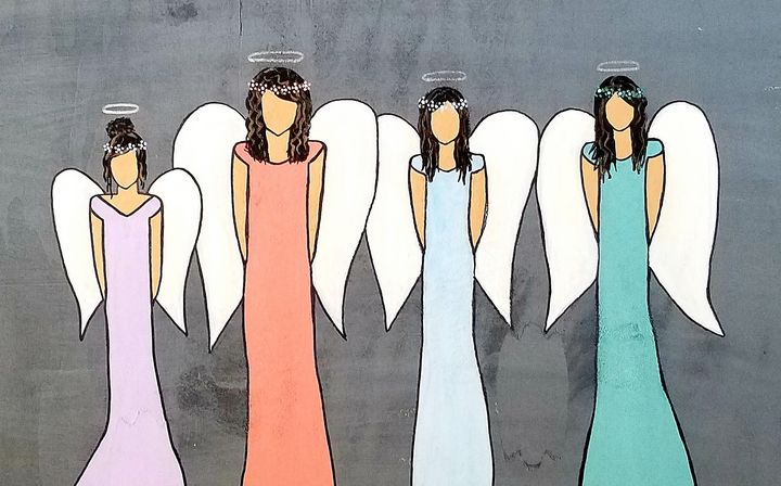 Anita's Angels - Trennabells Treasures