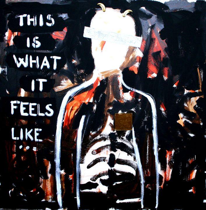 This is what it feels like... - Patrik Šíma