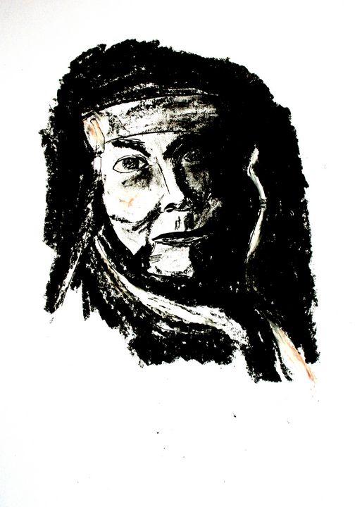 Ancient face - Patrik Šíma