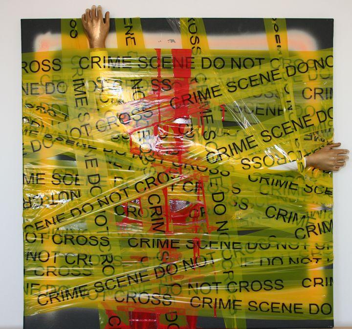 Crime scene - Patrik Šíma