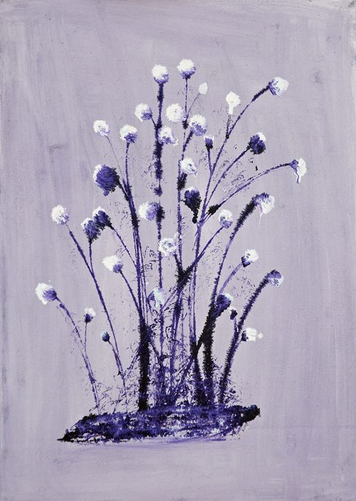 Ice flowers - Constantin Mihalache Gallery