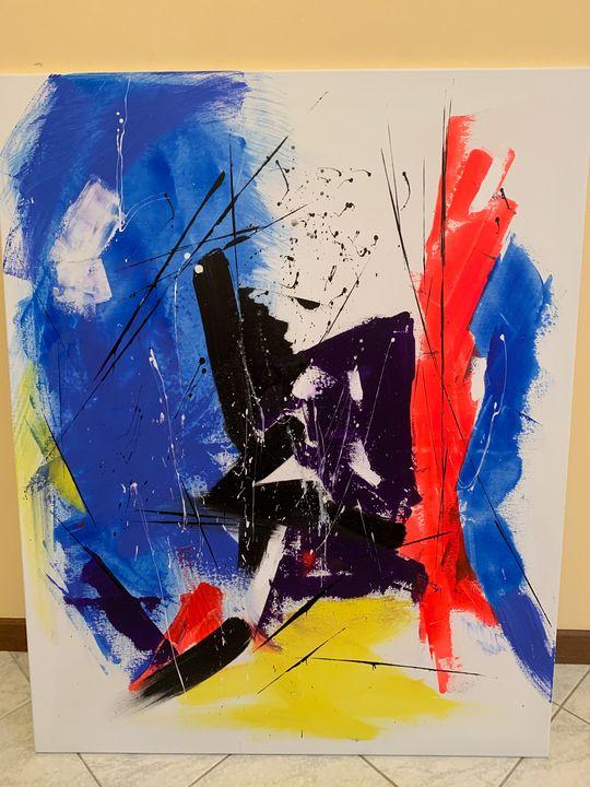 Abstract #3 - Xaliun Art