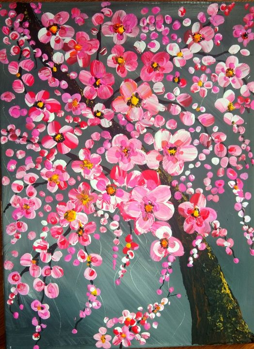 Cherry blossom Flowers - mitra