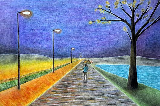 Still Alone - Paintings