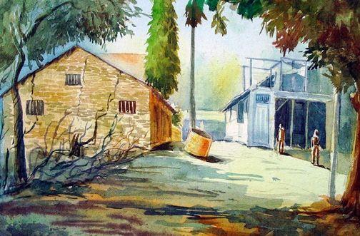 Landscape - Paintings