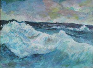 Seawave Painting