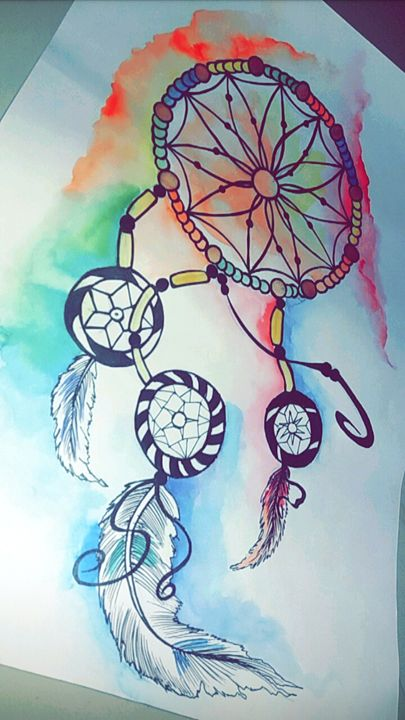 Dream catcher - Nimarpreet