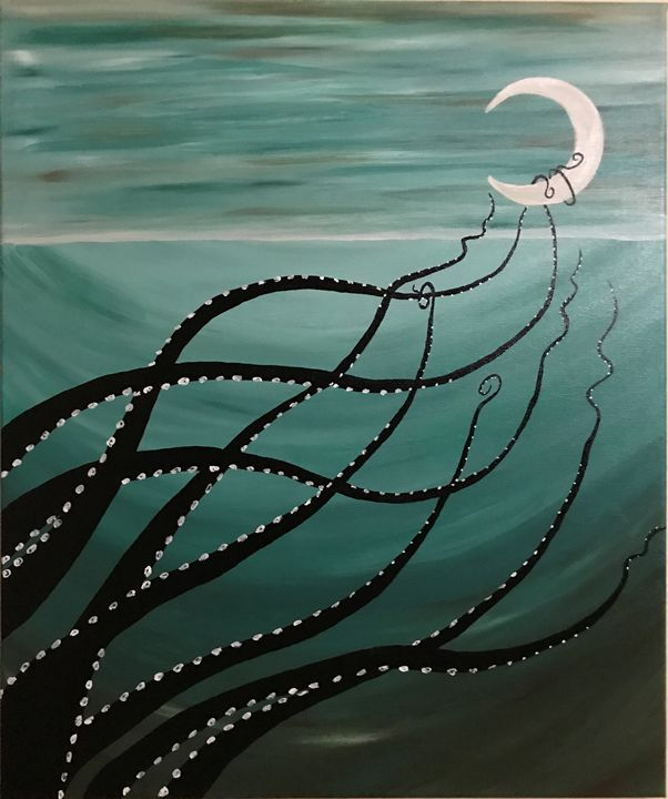 Sea Creature - Danushi Wijetunga