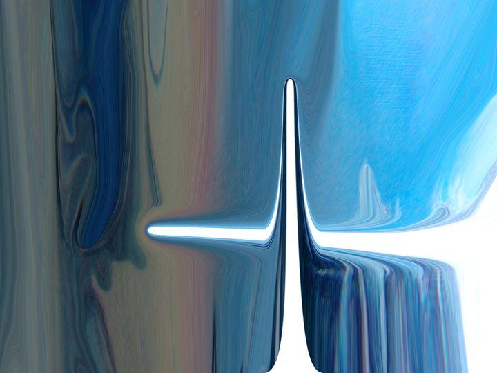 Cross Purposes - Lens Art By Florene