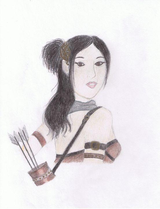 Warrior - A. M. Kaiser