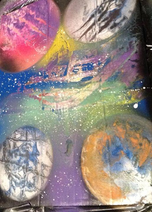 Planet - Andrea