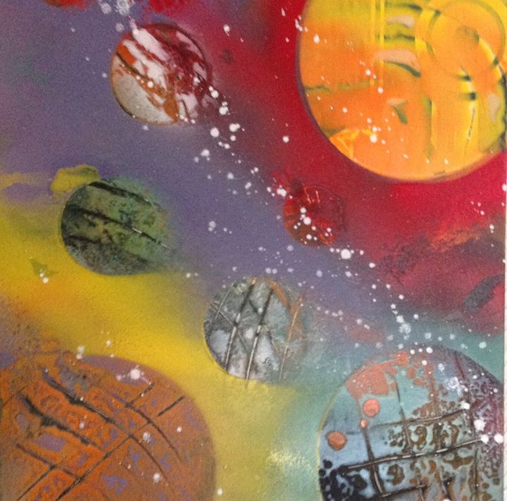 Colour me bright - Andrea
