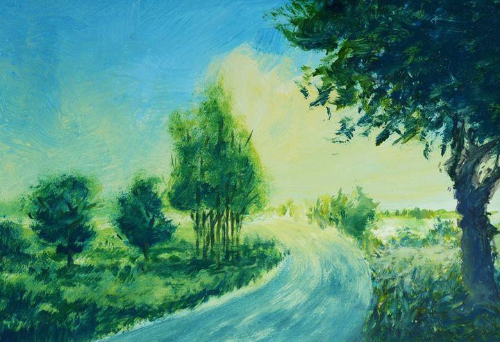 Landscape Trees - Pracha