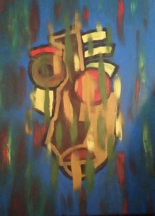 Abstract Vision - Maximillian Mozingo