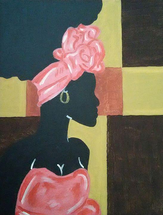 Pink Butterfly - Maximillian Mozingo