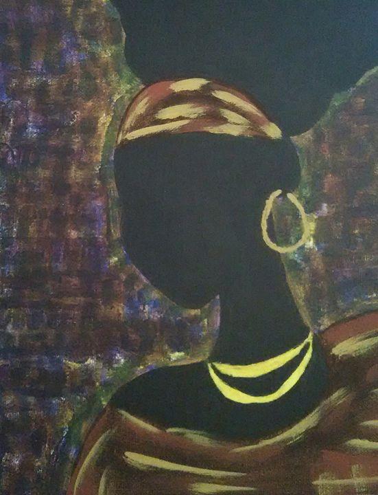 African Queen - Maximillian Mozingo