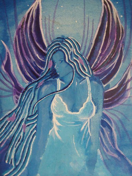 Blue - Melissa