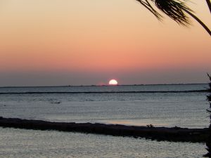 Gulf of Mexico at Dawn