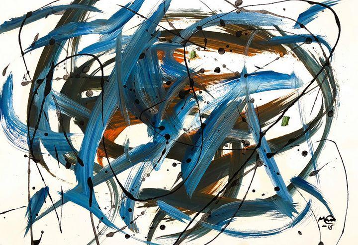 Water No.11 - Marcus Carlsson