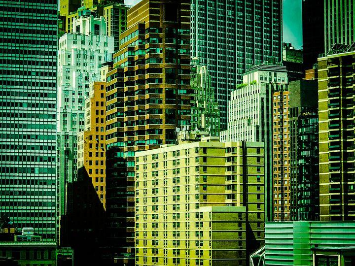Manhattan - Marcus Carlsson