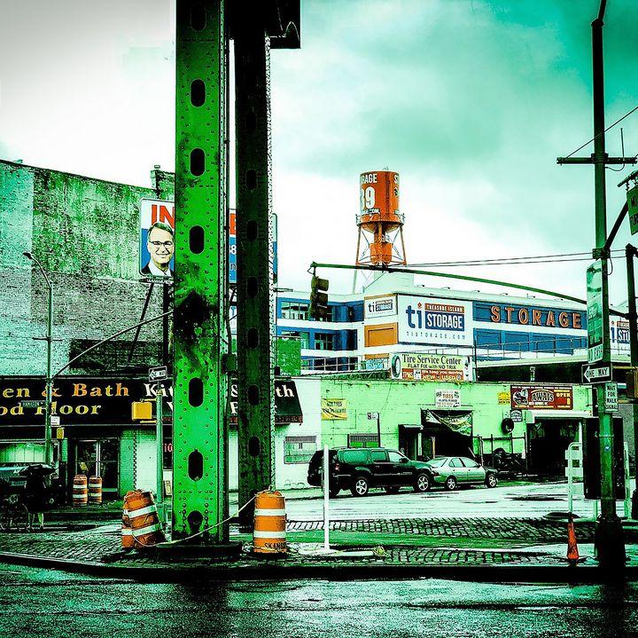 Brooklyn - New York - Marcus Carlsson