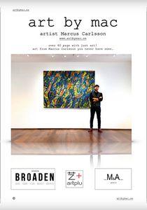 Art book! - Marcus Carlsson