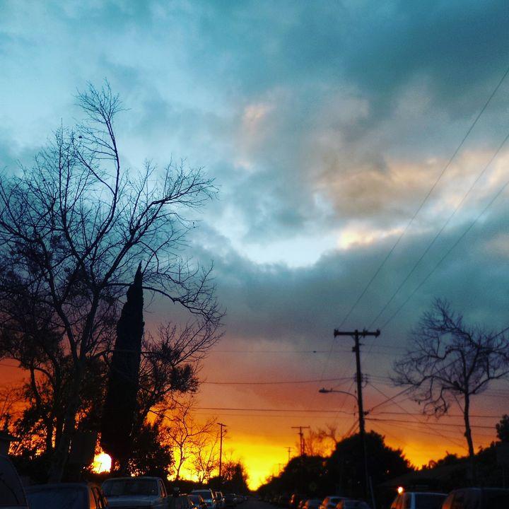 OC Sunset - ChocolateUniverse