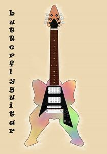 The Butterfly Guitar