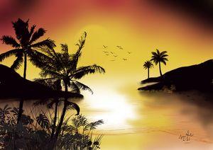 Tropical dreams - AllArtUK