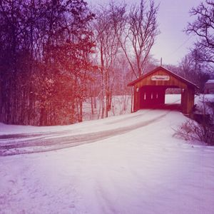 """Covered Bridge in Kenton, Ohio"""
