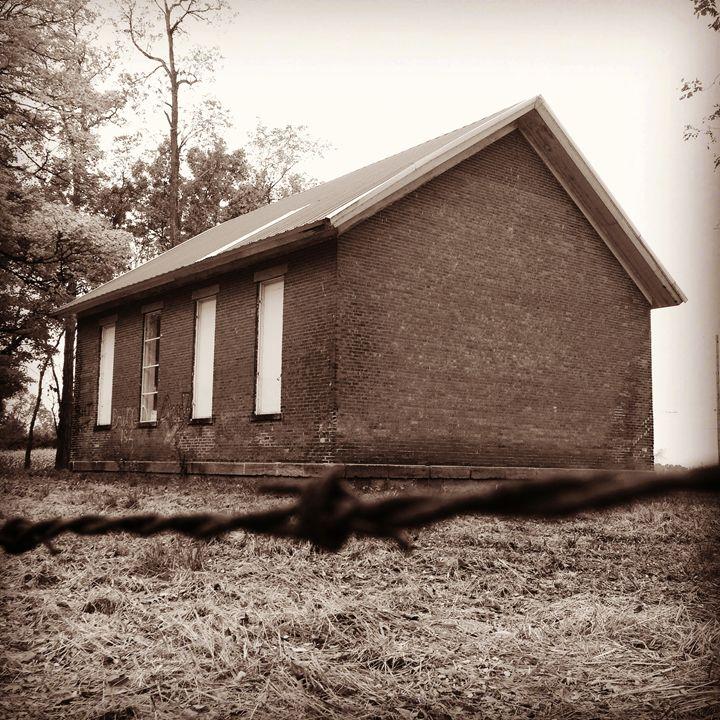 """""""School House"""" - Pat Geco"""