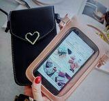 Women's Crossbody Cell Phone Bag