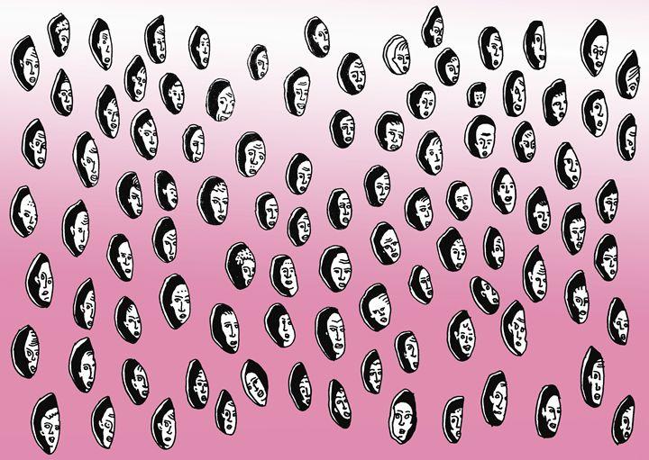 Fieles - Lino Divas Art Gallery