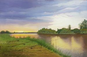 Orange- Vaal river Confluence