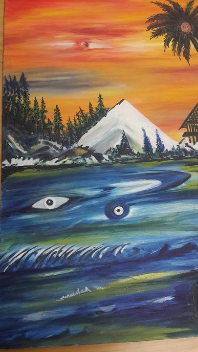 Landscape - Vishwa Mohan dubey