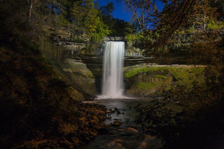Minnehaha Falls - The DownLoad Society