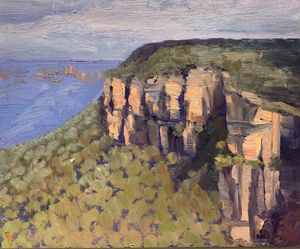 Blue mountains- Govetts leap