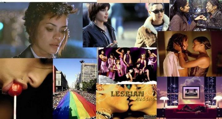In The Life Of A Gay Person - The Lesbian Artwork