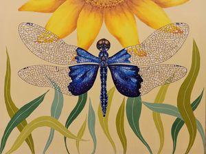 """Sapphire Flutterer"""
