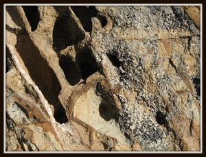 Abstraction of rocks 7