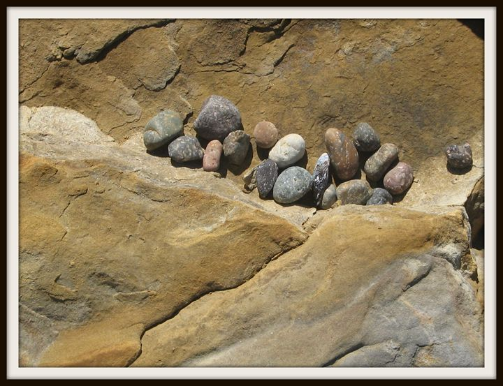 Abstraction of rocks 2 - Nilit
