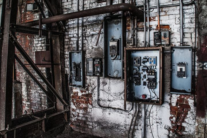 Steel Foundry #1 - Twisted Art for Twisted People