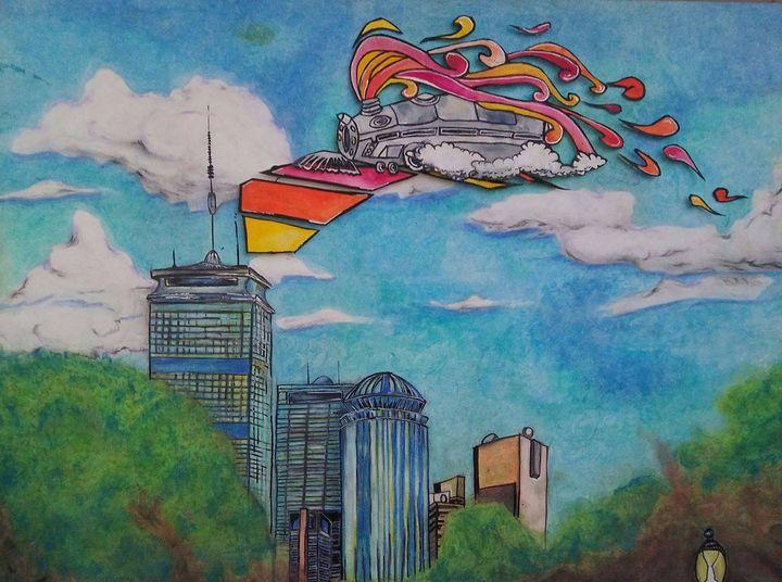 Soulful Boston - Annette McCarty