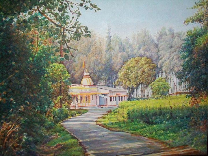 Sai Baba Temple - Ashok Sainkar