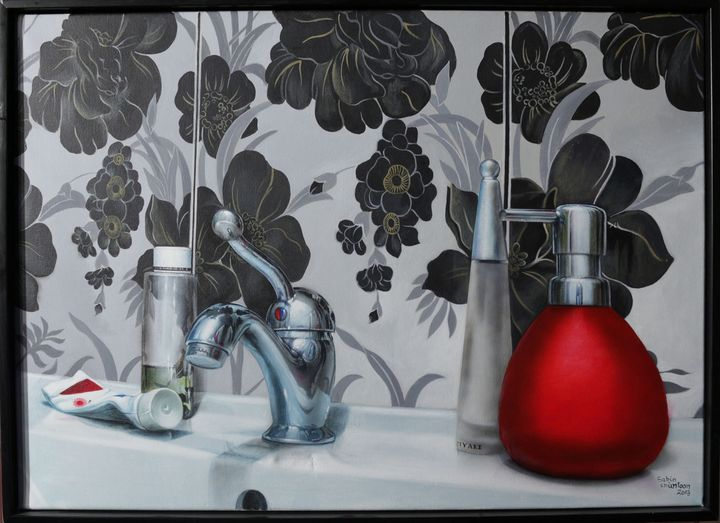 Mistress's bathroom - Sabin & Catalina Art