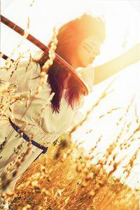 Hula Hoop Sunlight
